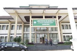 Jurusan dan Daya Tampung SPAN PTKIN Universitas Islam Negeri Sunan Gunung Djati Bandung  (UIN Sunan Gunung Djati Bandung)