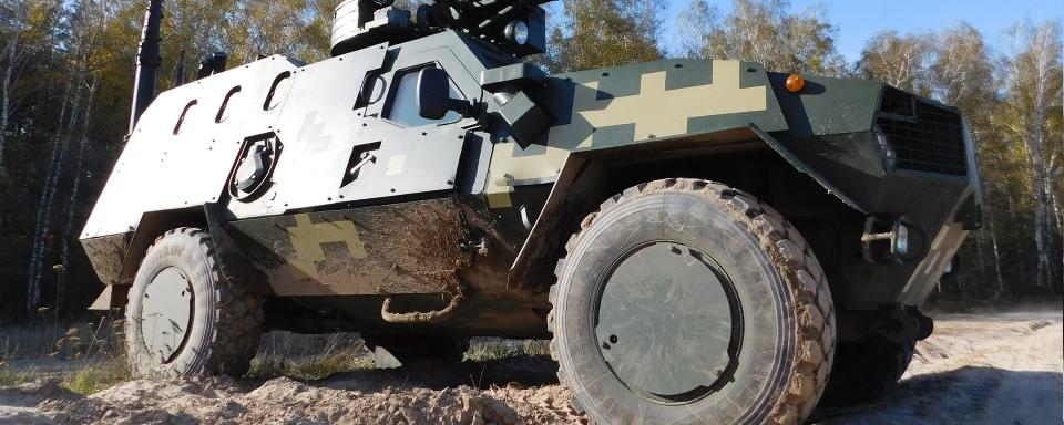 РСЗВ на базі Дозора стрілятиме термабаричними снарядами