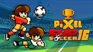 Pixel Cup Soccer 16 APK