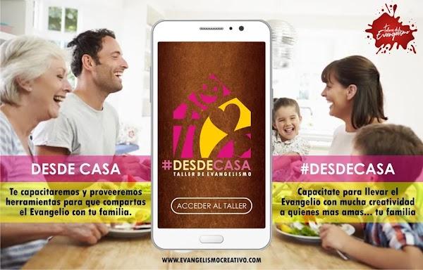 DESDE CASA
