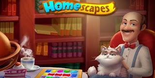 GameHomescapes Mod Apk Terbaru