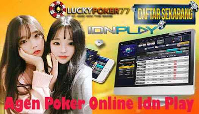 Agen Poker Online Idn Play
