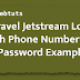 Laravel Jetstream Login with Phone Number and Password Example