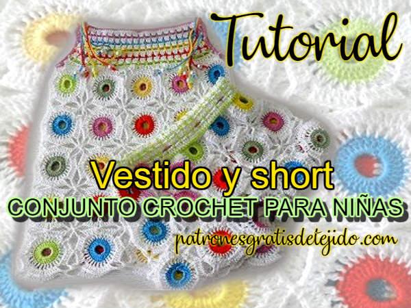 como-tejer-conjunto-crochet-para-nenas