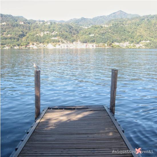 AiQuattroVenti lago d'Orta Orta San Giulio dall'isola del silenzio