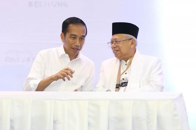 Raih Dukungan Keluarga Gus Dur, Kemenangan Belum Tentu Diraih Jokowi