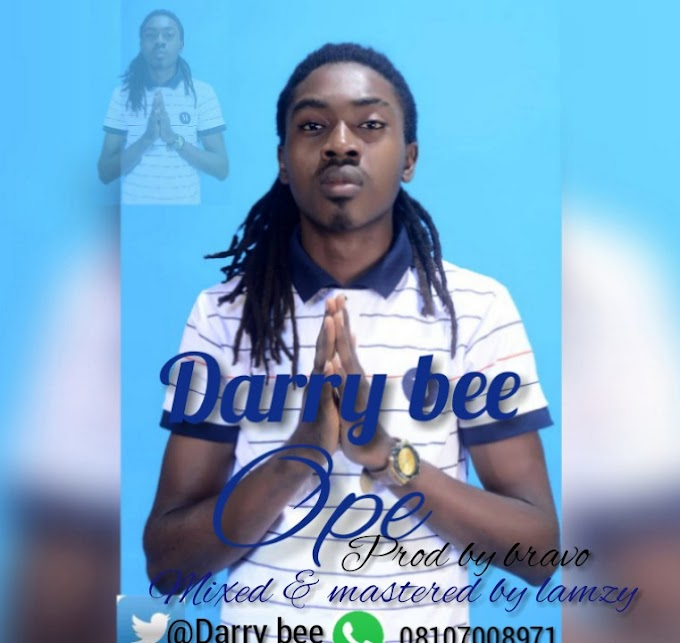 [MUSIC] Ope (thanks) - Darry Bee