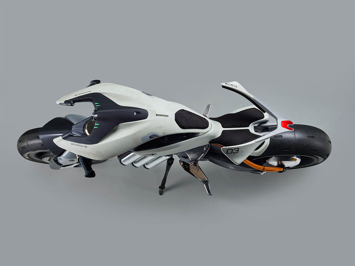 yamaha motoroid concept is a semi autonomous bike that 39 ll. Black Bedroom Furniture Sets. Home Design Ideas
