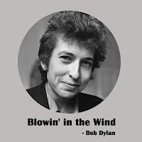 Blowin' in the Wind Lyrics