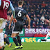 EPL: Burnley come from a goal down to defeat Leicester