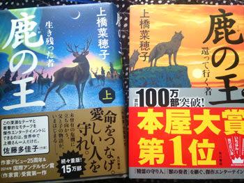 鹿の王 上橋奈穂子