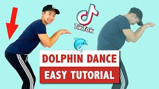 TikTok Dolphin Dance Tutorial: How To Do Dolphin Dance From TikTok?