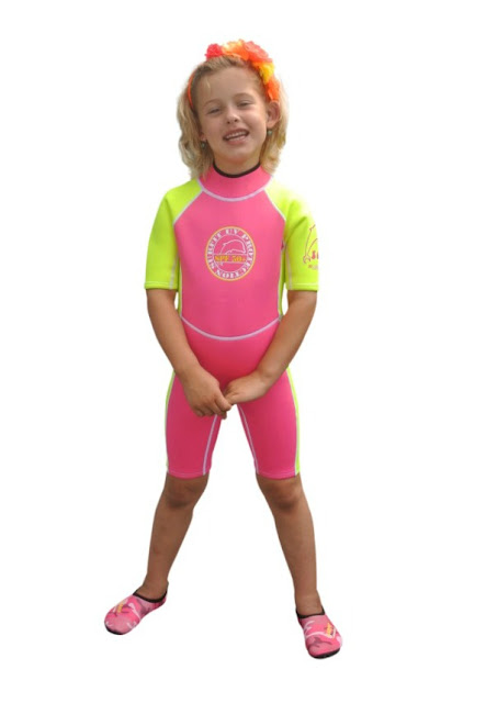 The Baby Swimming Shop Child wetsuit