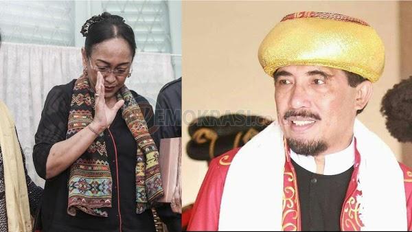 Sultan Tidore Beri Peringatan 'Keras' Untuk Sukmawati!