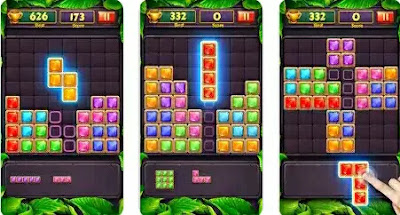 Game Android Kecil - Block Puzzle Jewels