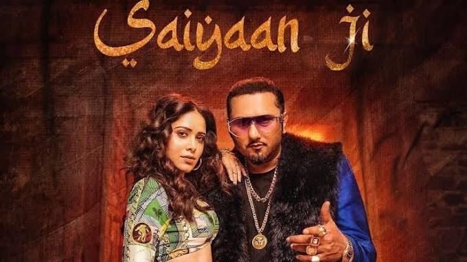 सैंया जी /Saiyaan ji hindi lyrics _Honey Singh