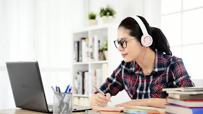 5 Tips Mudah Agar IPK Tinggi Saat Kuliah Online