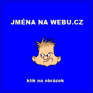 JMÉNA WEBU.CZ