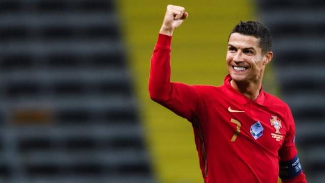 Cristiano Ronaldo turns 36 today