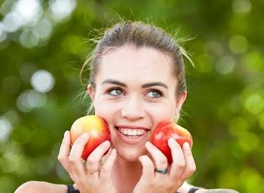 Bí quyết giảm cân với táo