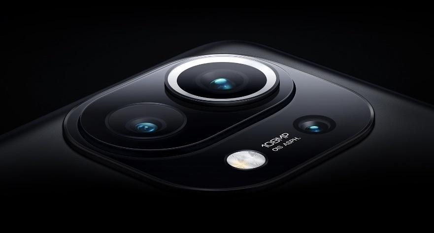 Xiaomi Mi 11 Smartphone Series camera