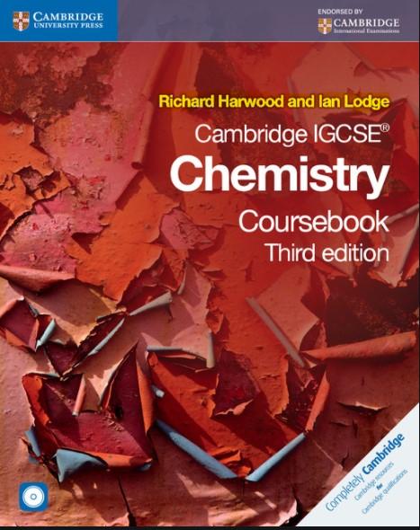 Workbook Cambridge IGCSE Chemistry  in pdf