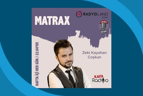 Zeki Kayahan Coşkun Matrax Podcast