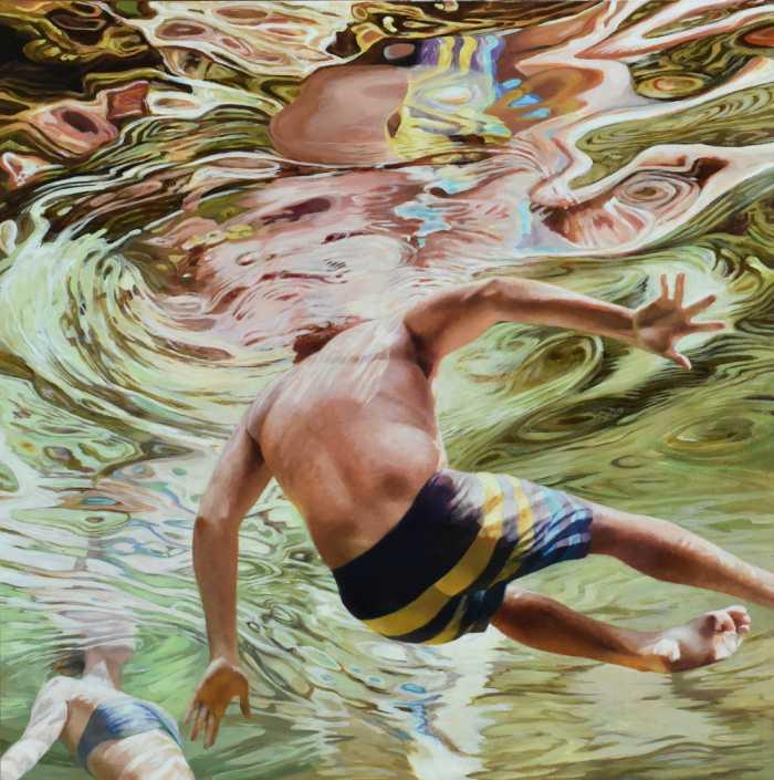 Вода и люди. Anne Leone