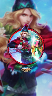 Lancelot Christmas Carnival Heroes Assassin of Skins V1