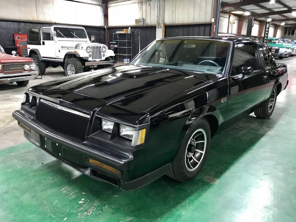 Daily Turismo: Turbo V6: 1985 Buick Grand National
