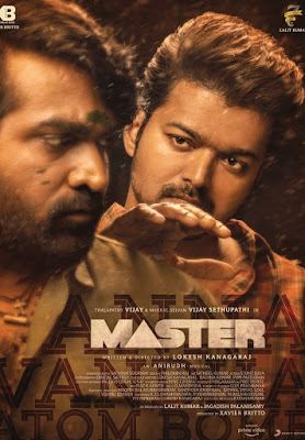 Vijay The Master (2021) Dual Audio Hindi (Cleaned) 720p HDRip UNCUT Download
