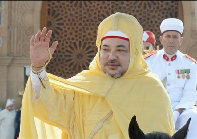 عيد العرش المجيد العيد السعيد بالمملكة المغربية الشريفة حفظها الله