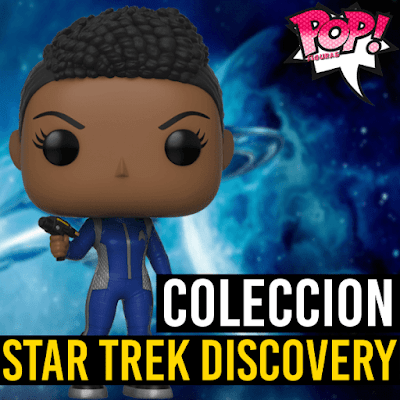Lista de figuras Funko POP Star Trek Discovery
