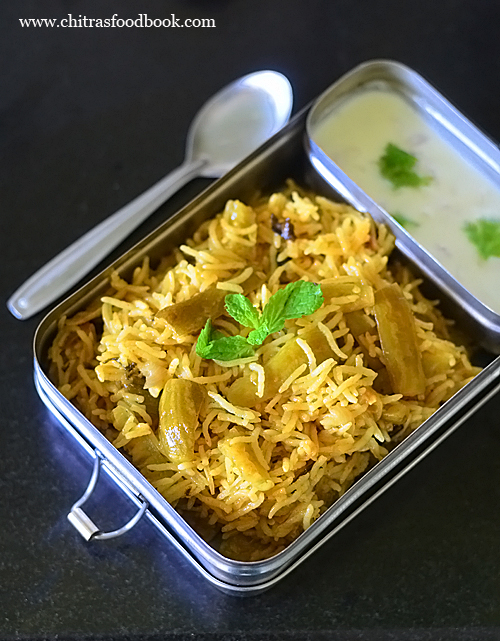 Tindora rice