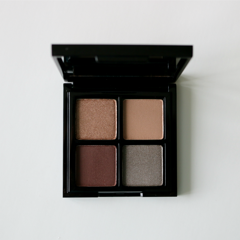 Glo Minerals Full Bloom Eyeshadow Quad