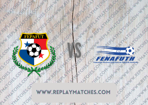 Panama vs Honduras -Highlights 18 July 2021