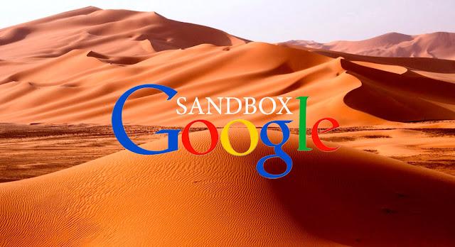 Молодой сайт и Песочница Google