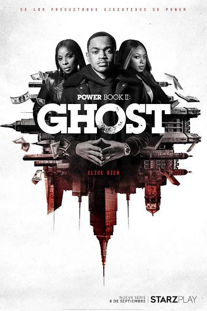 Cartel Power Book II Ghost