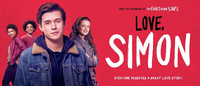 Minha opinião sobre o filme Love, Simon com Nick Robinson. Filme adolescente que aborda o tema da homssexualidade