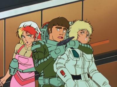MS Gundam ZZ Episode 16 Subtitle Indonesia