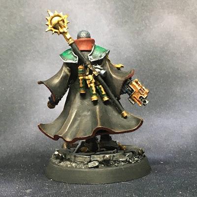 Inquisitor Gregor Eisenhorn