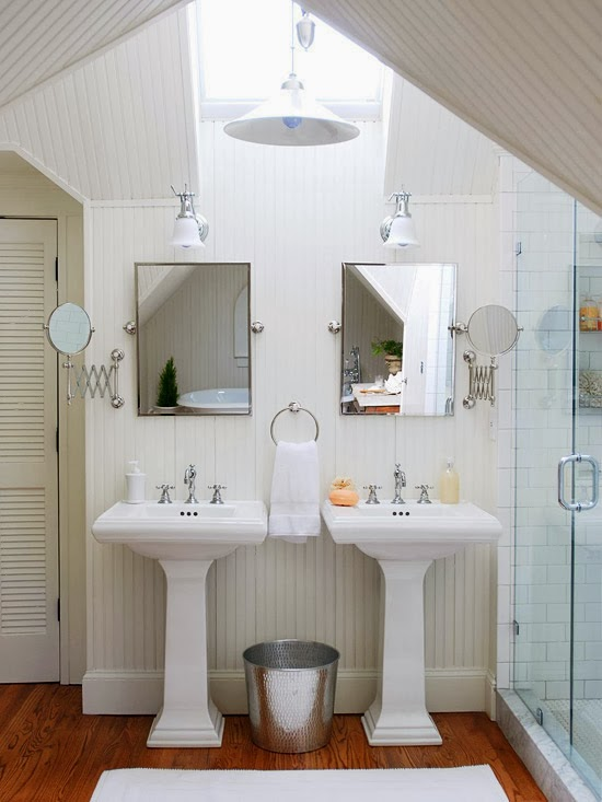 Smart Solutions For Small Bathrooms 2014 Ideas