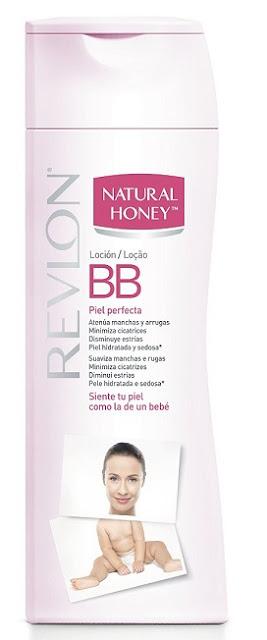 bb cream para el cuerpo natural honey
