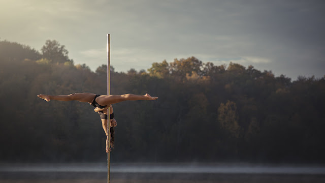 Street Shots of Dancers and Gymnasts by Dimitry Roulland