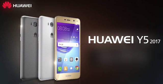 سعر ومواصفات هاتف Huawei Y5 2017 بالصور