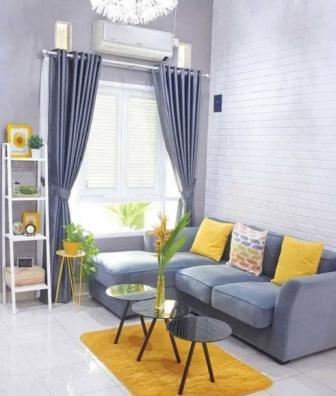 ide dan desain ruang tamu mungil - dekorasi rumah