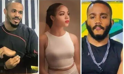 #BBNaija: Ozo Accuses Nengi Of Flirting With Kiddwaya (Video)