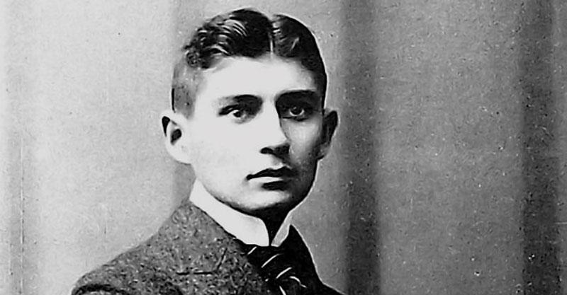 Потрет молодого Франца Кафки