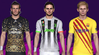 PES 2017 New Kitpack Released 2019/2020