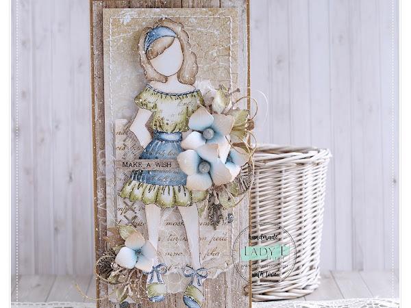 #6 Prima Doll Card